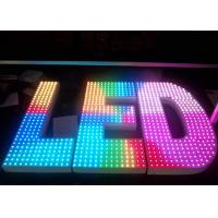 Wholesale Outdoor LED Channel Letter Advertising LED Signs for Company , 1 Meter High from china suppliers