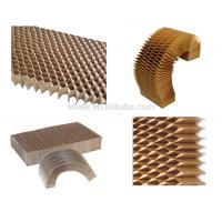 Wholesale Various Shapes Corrugated Paper Honeycomb Core Prodcuts For Building Material and Wall from china suppliers