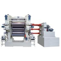 Wholesale Soft PVC Calender Machine use 4 Roll For Film Banner 1800mm - 4000mm Width from china suppliers