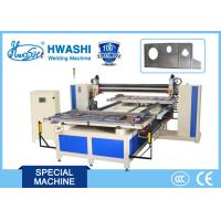 Wholesale Automatic Door Sheet Metal Welder With CNC Double Head Mobile System from china suppliers