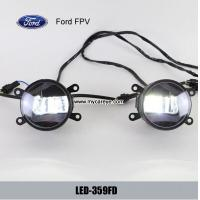 Wholesale Ford FPV car front fog lamp assembly LED daytime running lights drl for sale from china suppliers
