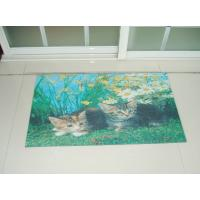 Wholesale Durable Beautiful Rubber Floor Carpet , High Water Absorbent Rubber Floor Mat from china suppliers