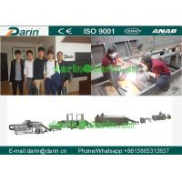 Wholesale CE Approved Corn Snacks Food Double Screw Extruding Line Manufacturer from china suppliers