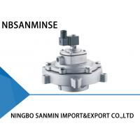 Wholesale Embedded Double Diaphragm Pneumatic Pulse Valve - 25 ~ 60 ℃ Temperature from china suppliers
