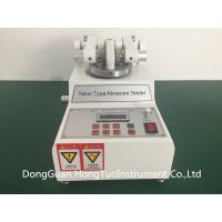 Wholesale ISO5470 Abrasion Machine Taber Wear Abrasion Tester And Wear Test Instrument from china suppliers