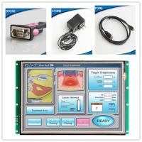 8 Inch Cortex-M3 CPU Touch Screen LCD No Dead Pixels CE Certificate