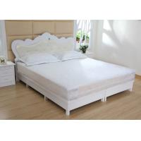 Wholesale Waterproof PVC Mattress Cover , Zipped Waterproof Mattress Protector from china suppliers