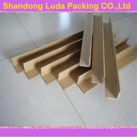 Wholesale brown kraft paper carton corner paper board paper angle protector China factory directly from china suppliers