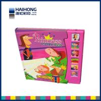 Wholesale Preety Full Color Hardcover Children Sound Music Book Printing For Educational from china suppliers