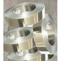 Quality Non Magnetic SS304 Stainless Steel Strapping With Chemical Analysis for sale