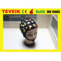 Wholesale Neurofeedback Separating EEG Hat/Cap , Silver Chloride Electrode from china suppliers