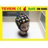 Buy cheap Neurofeedback Separating EEG Hat/Cap , Silver Chloride Electrode from wholesalers