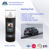 Wholesale Low Temperature Engine Starter Fluid / Quick Starting Fluid Spray Car Care Products from china suppliers