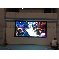 Quality Dynamic commercial Custom LED Display High Luminous Efficiency  1 / 16 scan for sale