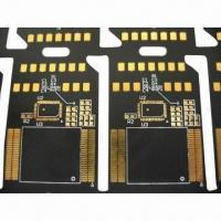 Buy cheap Double-sided PCB with 3.0oz Copper Thickness and OSP Surface Finish from wholesalers