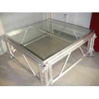 Wholesale High Hardness 18mm Acrylic Stage Platform 380KG/square Meter from china suppliers