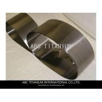 Wholesale titanium foil/titanium sound film strips/high strength ribbon/titanium strips and foils from china suppliers