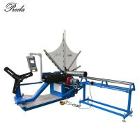 China China factory sale band type spiral duct former spiral lockforming machine on sale