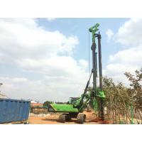 Wholesale KR125A Rotary Drilling Rig , Interlocking Kelly Bar Construction Pile Driving Equipment from china suppliers