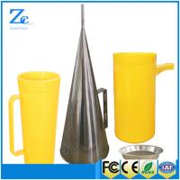 Wholesale MLN-3A Marsh Funnel Viscometer used for measure drilling fluid's relative viscosity from china suppliers