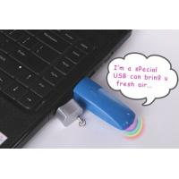 Wholesale Eco-friendly , Power-saving and Fashionable USB Air Purifiers JO-728U with Negative Ions from china suppliers