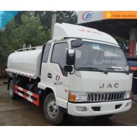 Wholesale China best JAC brand 5,000Liters water lorry for sale, factory sale cheapest price JAC 4*2 LHD 5m3 water tank truck from china suppliers
