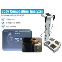 Wholesale Professional Body Composition Analyzer For Body Fat Test from china suppliers