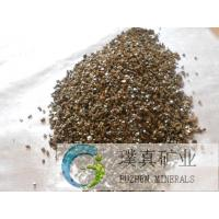 Wholesale Expanded Vermiculite for heat preservation heat insulation,sound-absorbing material use from china suppliers