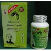 Buy cheap Top High Quality Safe Slim Fast Diet Pills Herbal Dr Ming's Chinese Capsule 60 Capsules from wholesalers