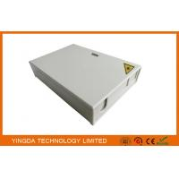 Buy cheap Fiber Optic Junction Box Optical Fiber Termination Box With SC FC LC ST Adapter Pigtails from wholesalers