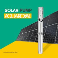 Buy cheap HYBRID SOLAR PUMP 5SP10/4 | MAX FLOW 26.7M3 | MAX HEAD 52M | AUTO AC/DC from wholesalers