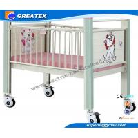 Wholesale Children / Pediatric / infant medical crib With Enameled Steel Side Rails from china suppliers