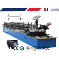Wholesale High Speed Cold Roll Forming Machine Making Lip Channel With Hat Shape Section from china suppliers