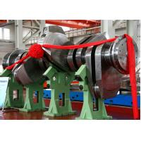 Wholesale Marine Diesel Engine Forged Steel Shaft / Motorcycle Crankshaft Forging ISO ASTM from china suppliers