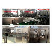 Wholesale Plastic Water Bottle Filling Machine With Food Grade SUS 304 Stainless Steel from china suppliers