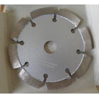 Wholesale 105mm Normal Segment Tuck Point Diamond Blades , Laser Welded Diamond Saw Blade from china suppliers