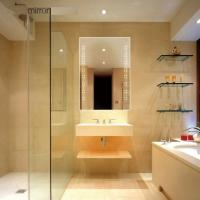 Wholesale Praetorium mirror led mirror for hotel bathroom from china suppliers