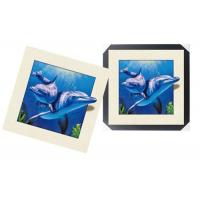 Wholesale Modern 3d Custom Lenticular Printing With PS Frame , 5d Deep Effect Photos from china suppliers