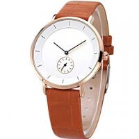 Wholesale Alloy Ladies Fashion Watches Customiz Logo With IP / Water Plating , Super Thin from china suppliers