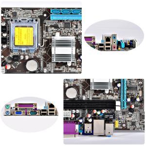 Quality LGA Socket 775 Motherboard CPU core 2 duo i3 i5 i7 Intel G45 DDR2 IDE SATA2 USB2.0 PCI for sale