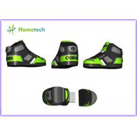 Wholesale 4GB Customized Sport Shoe Shaped USB Flash Drive / Sport shoes USB Pen Drive from china suppliers