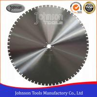 Wholesale Long Cutting Life Wall Saw Blades For Cutting Highways Fence / Bridge from china suppliers