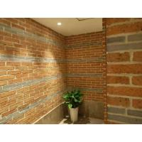 Wholesale Clay Thin Waterproofing Brick Walls Ancient Surface Free Sample from china suppliers