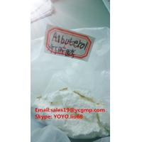 Wholesale 51022-70-9 Weight Loss Steroids Salbutamol Albuterol Sulfate For Bronchial Asthma Treatment from china suppliers