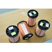 Wholesale High Conductivity Enameled Round Copper Wire , USDC USTC High Frequency Litz Wire from china suppliers