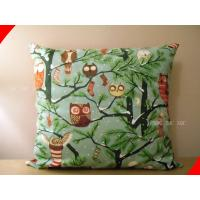 Quality Eco Friendly Personalized Home Decorative Pillows Printed Shabby Chic for sale