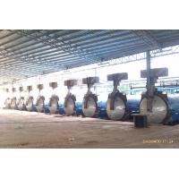 Quality Large Scale Steam Brick / AAC Concrete Autoclave Φ2.68 × 31m / Pressure Vessel Autoclave for sale