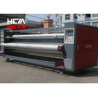 Wholesale 38kw Roll to roll Heat Press Machine , Oil Heating Textile Sublimation Printing Machine from china suppliers