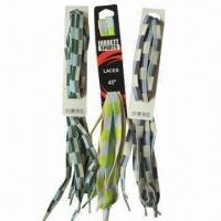 Wholesale Shoelaces, Available in All PMS Colors from china suppliers
