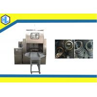 Wholesale Automatic Rotary Spray Cleaning Machine Shot Blasting Cleaning Heavy Duty from china suppliers